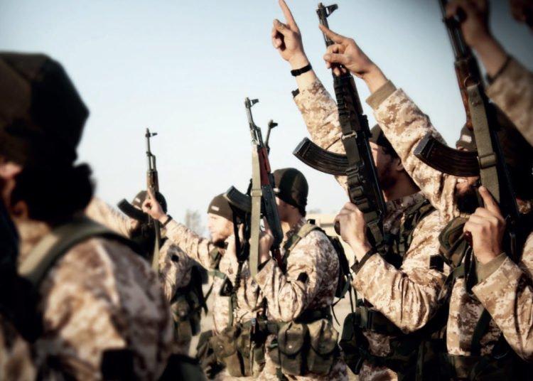 Δέκα υψηλόβαθμα στελέχη του ISIS κατεστάλησαν από τον Ιρακινό Στρατό