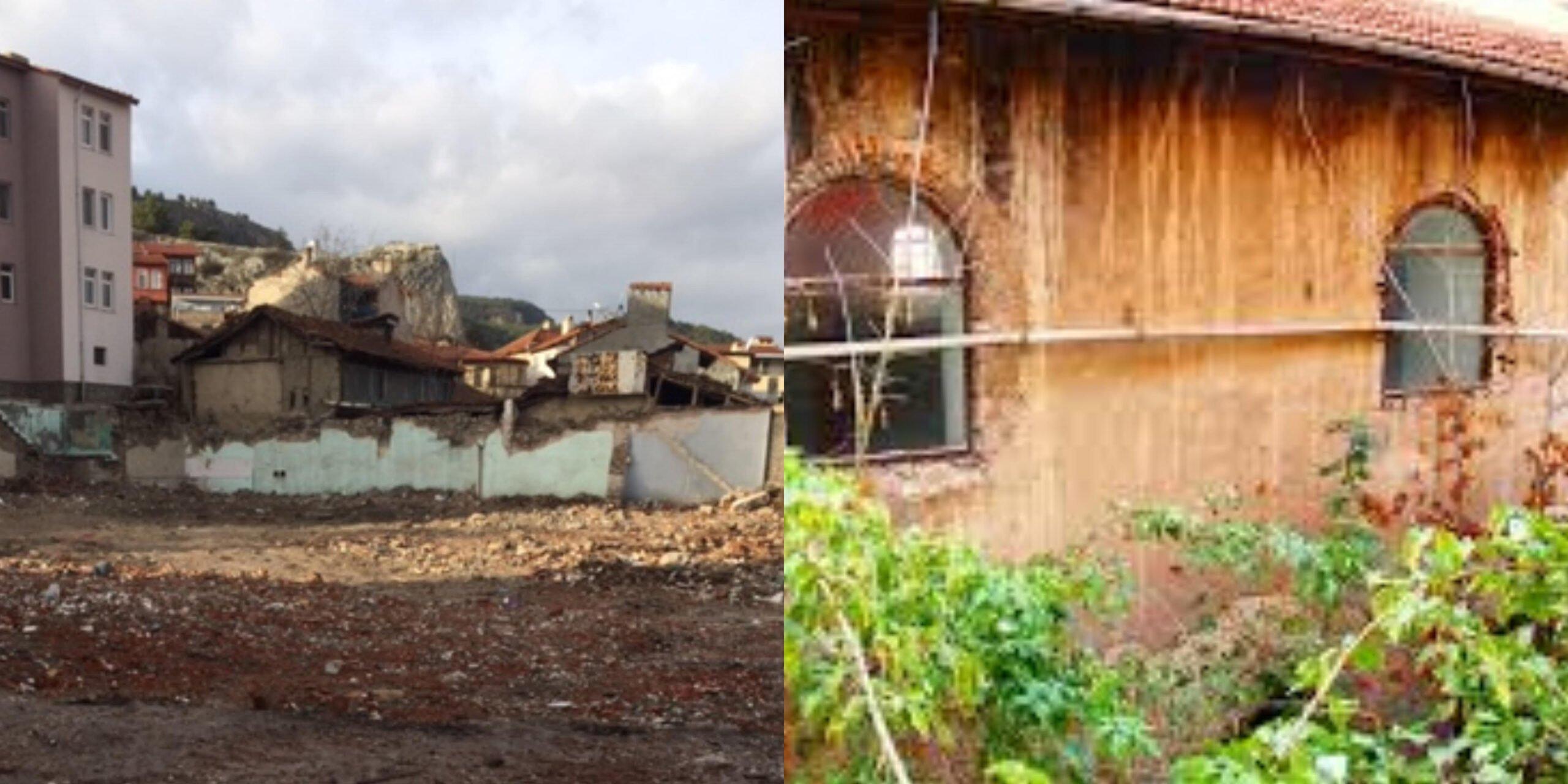 Κατεδαφίστηκε η αρμενική εκκλησία Surp Toros στην Κιουτάχεια