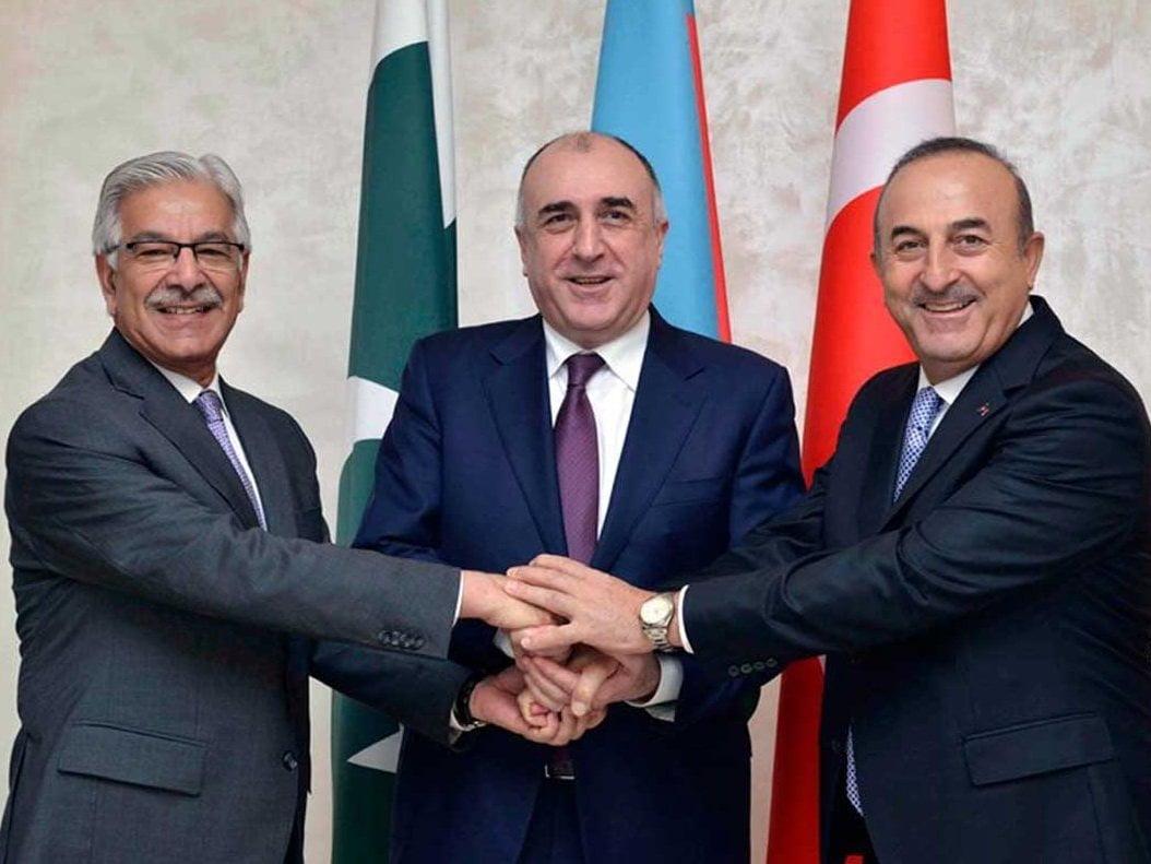 Άξονας Τουρκίας-Πακιστάν-Αζερμπαϊτζάν και στο βάθος πυρηνικά