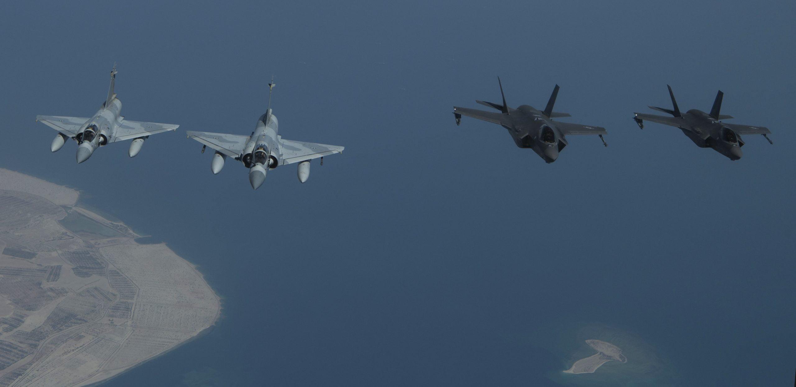 Τελικό. Τα Εμιράτα θα προμηθευθούν 50 F-35 και 8 MQ-9 REAPER DRONES