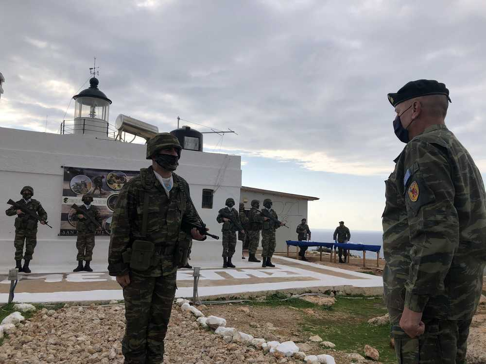 «Δόγμα αποτροπής» – Οι προκλήσεις για τις ένοπλες δυνάμεις: Ισχυροποίηση σε ξηρά, αέρα και θάλασσα