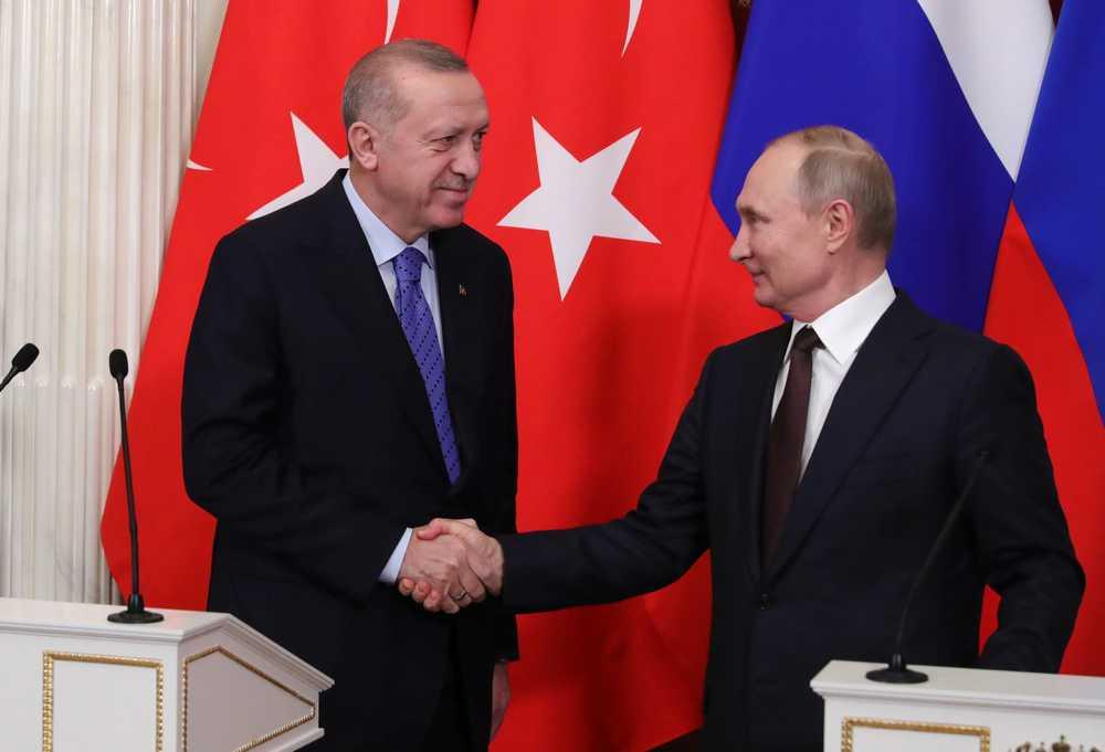 Ανάλυση JP: Γιατί ο Ερντογάν θέλει αλλαγή της Συνθήκης της Λωζάνης – Συμμαχία με Ρωσία και Ιράν κατά ΗΠΑ