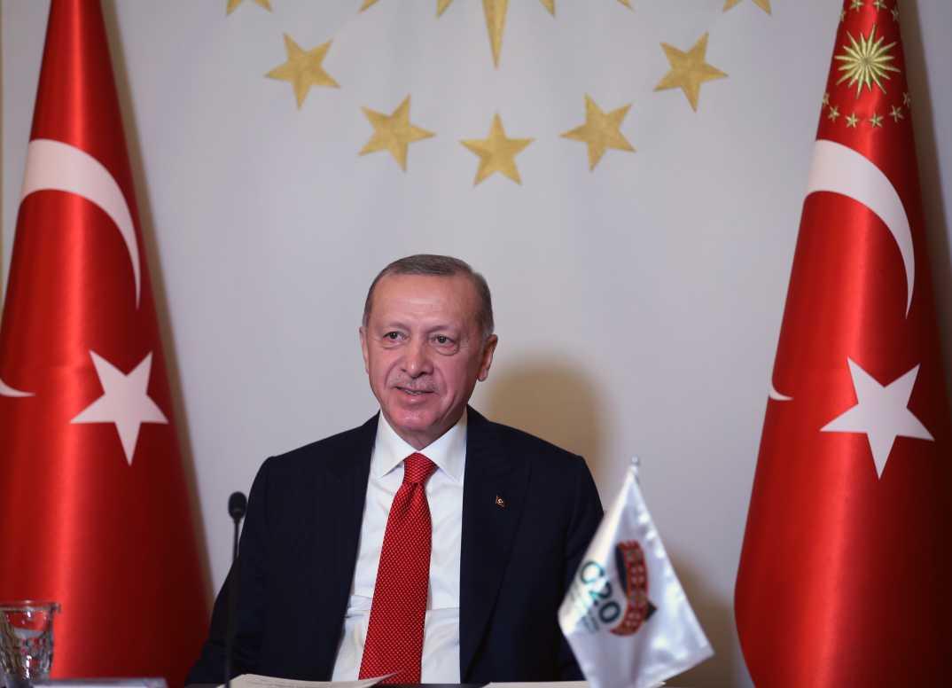 Ερντογάν: 10 εκατ. δόσεις του εμβολίου CoronaVac πιθανόν μέχρι αύριο στην Τουρκία