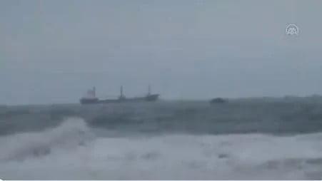 Τραγωδία στη Μαύρη Θάλασσα: Δύο νεκροί από το ναυάγιο ρωσικού φορτηγού-πλοίου