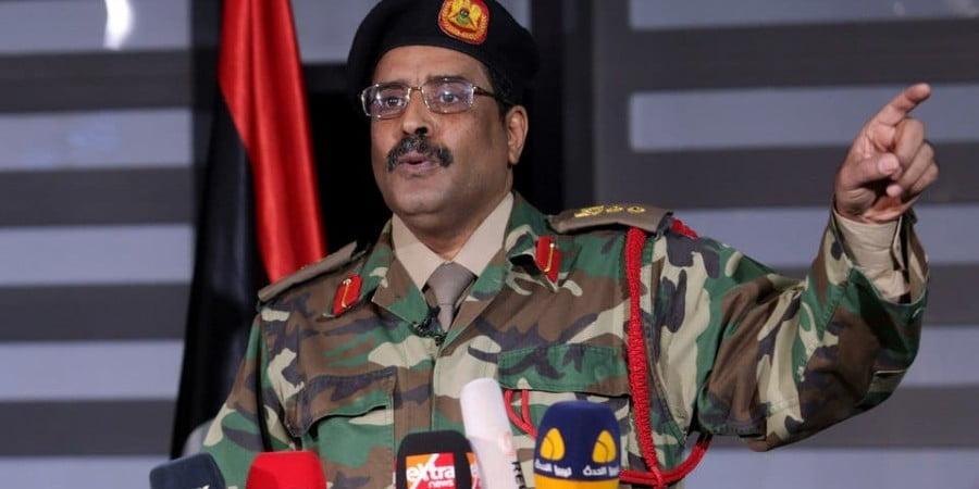 Εκπρόσωπος Στρατού Λιβύης: Ο Τουρκικός Στρατός δεν φεύγει με διαπραγματεύσεις