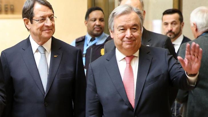 """""""Παιχνιδάκι"""" στα χέρια της Τουρκίας ο ΟΗΕ στο Κυπριακό"""