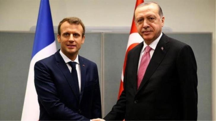 Μακρόν – Ερντογάν: Είπαν το «ναι» στην επανεκκίνηση διαλόγου