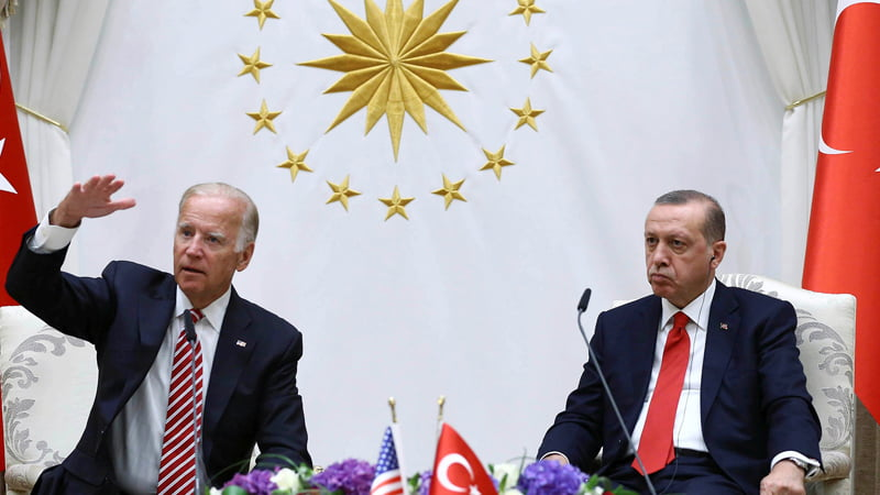 Το άνοιγμα νέας σελίδας στις σχέσεις μεταξύ ΗΠΑ και Τουρκίας ακούγεται σαν ένα φανταστικό σενάριο