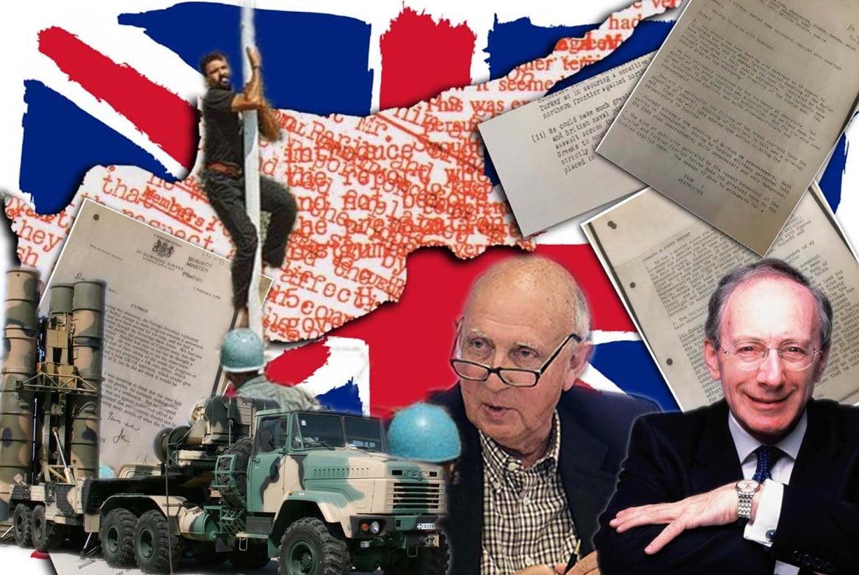 Νέα αποδέσμευση βρετανικών εγγράφων