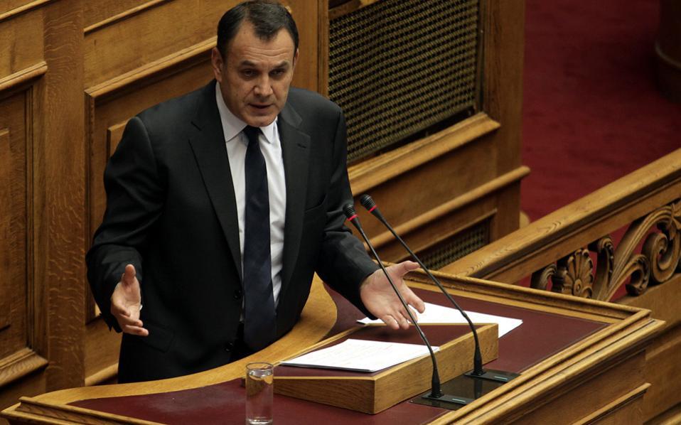 Παναγιωτόπουλος: Θα προμηθευτούμε 40 μαχητικά αεροσκάφη έως το 2025