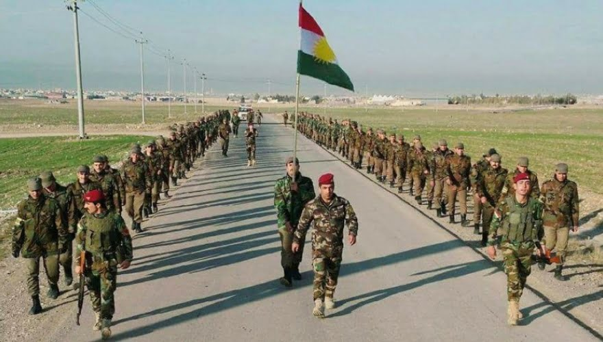 Οι ΗΠΑ θα δώσουν 166 εκατομμύρια δολάρια στους Κούρδους Πεσμεργκά του Ν. Κουρδιστάν /Β. Ιράκ