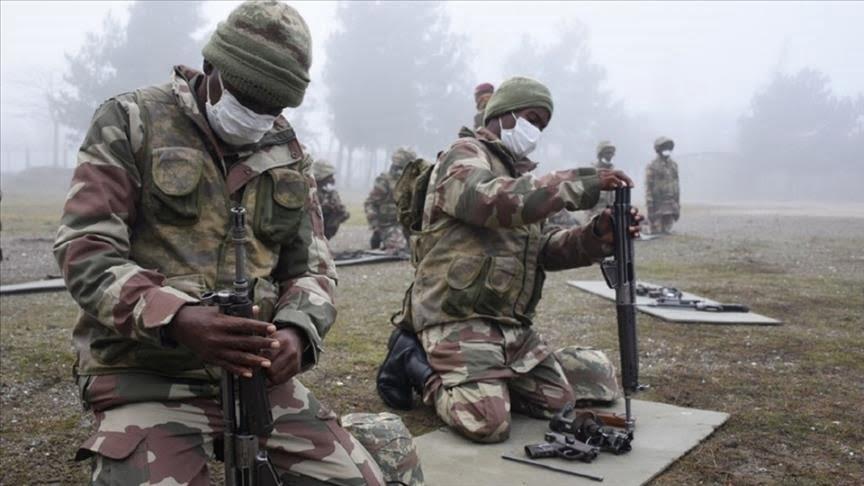 Η Τουρκία παρέχει σε Σομαλούς στρατιωτικούς εκπαίδευση κομάντο