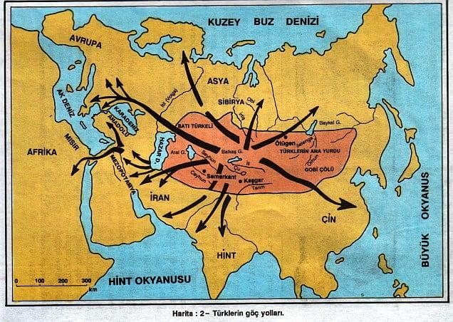 Γαλάζια & Γαλανή Πατρίδα των Τούρκων [Β΄ΜΕΡΟΣ]