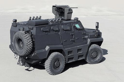 Η Κένυα αγόρασε 118 τεθωρακισμένα οχήματα από την Τουρκία