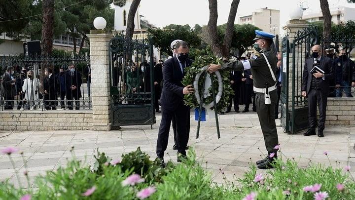 Ο ΥΠΑΜ Ν. Παναγιωτόπουλος στην 200ή επέτειο της συνέλευσης της Βοστίτσας