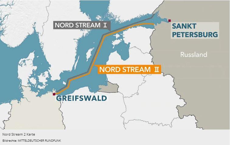 Economist: Γιατί η Γερμανία δεν πρόκειται να κάνει πίσω στον αγωγό Nord Stream 2