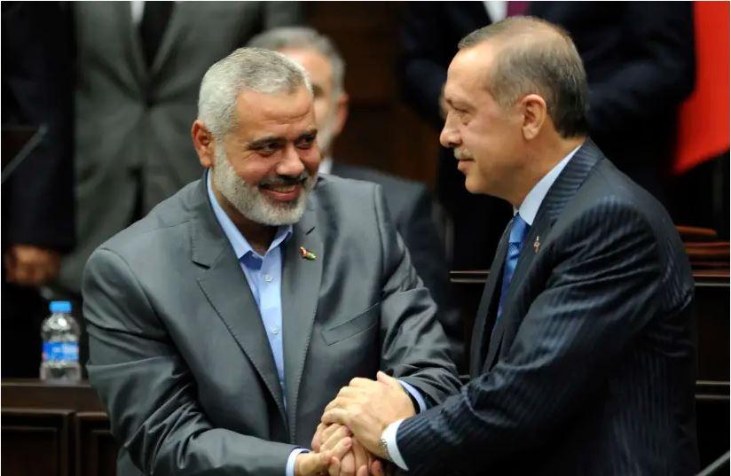 Η Shin Bet εντόπισε ροή χρηματοδότησης από Τουρκία προς την τρομοκρατική οργάνωση Χαμάς