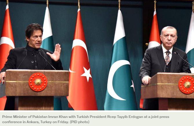 Τουρκία, Πακιστάν: Τι συμβαίνει στο εσωτερικό του Άξονα Άγκυρας-Ισλαμαμπάντ