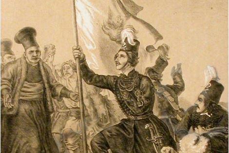 Σαν σήμερα, πριν 200 χρόνια, ο Αλέξανδρος Υψηλάντης διέρχεται τον Προύθο και αρχίζει την Επανάσταση