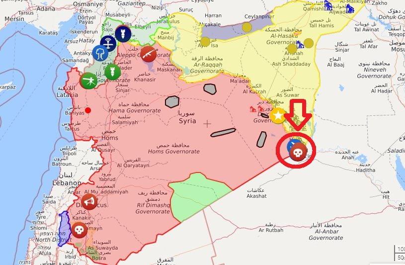 Ρωσία για ΗΠΑ: Μας ενημέρωσαν για τον βομβαρδισμό στην Συρία λίγα λεπτά πριν