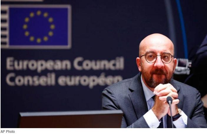 Μισέλ: Τον Μάρτιο στρατηγική συζήτηση για Ανατολική Μεσόγειο και Τουρκία