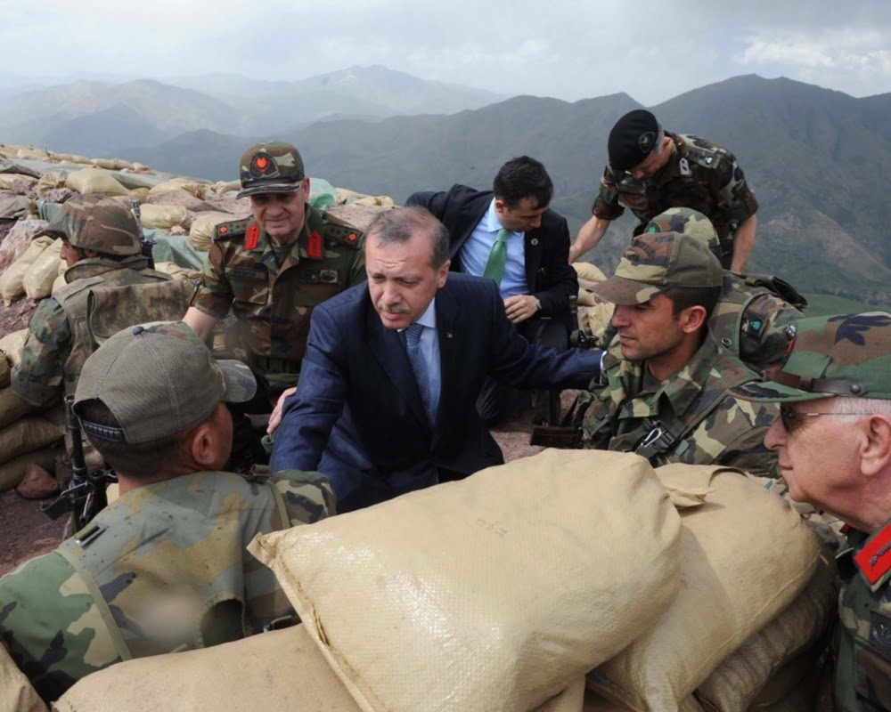 Erdogan's games on the backs of Turkish soldiers