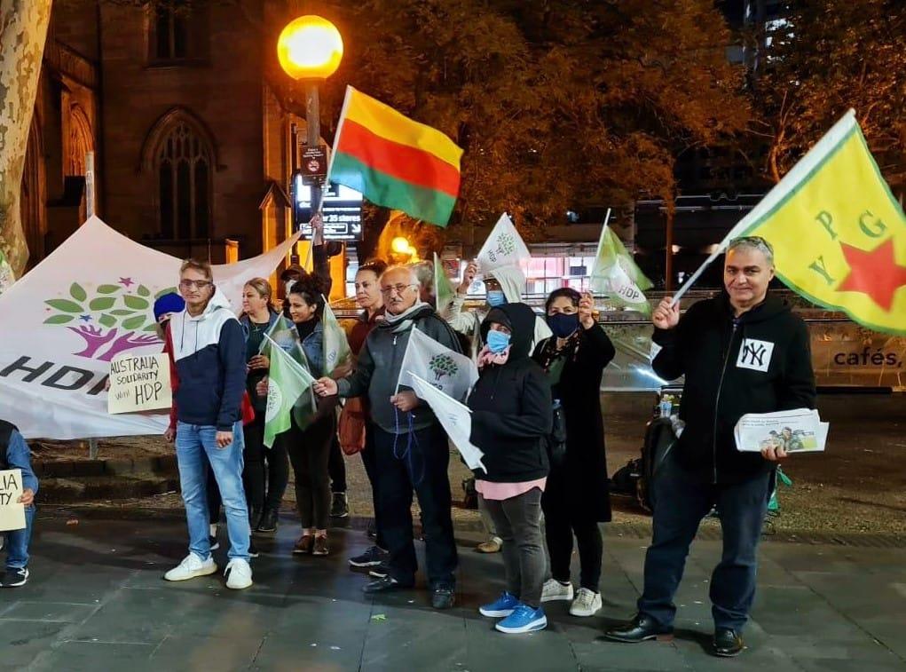 Πώς η Δύση γίνεται συνένοχη του Ερντογάν και προδίδει τους δημοκράτες και το HDP