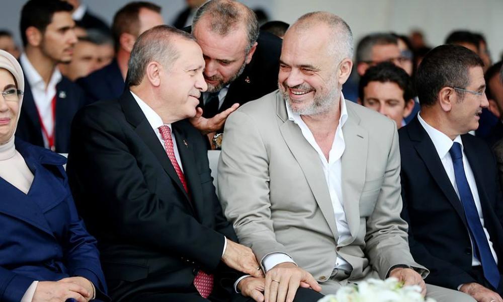 Ο εκτουρκισμός της Αλβανίας
