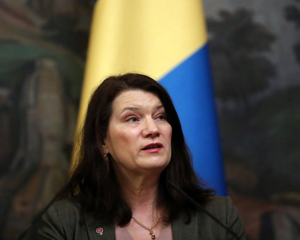 Ann Linde, Υπουργός Εξωτερικών Σουηδίας: Η παράνομη κατοχή του Αφρίν θα συνεχίσει να μας απασχολεί