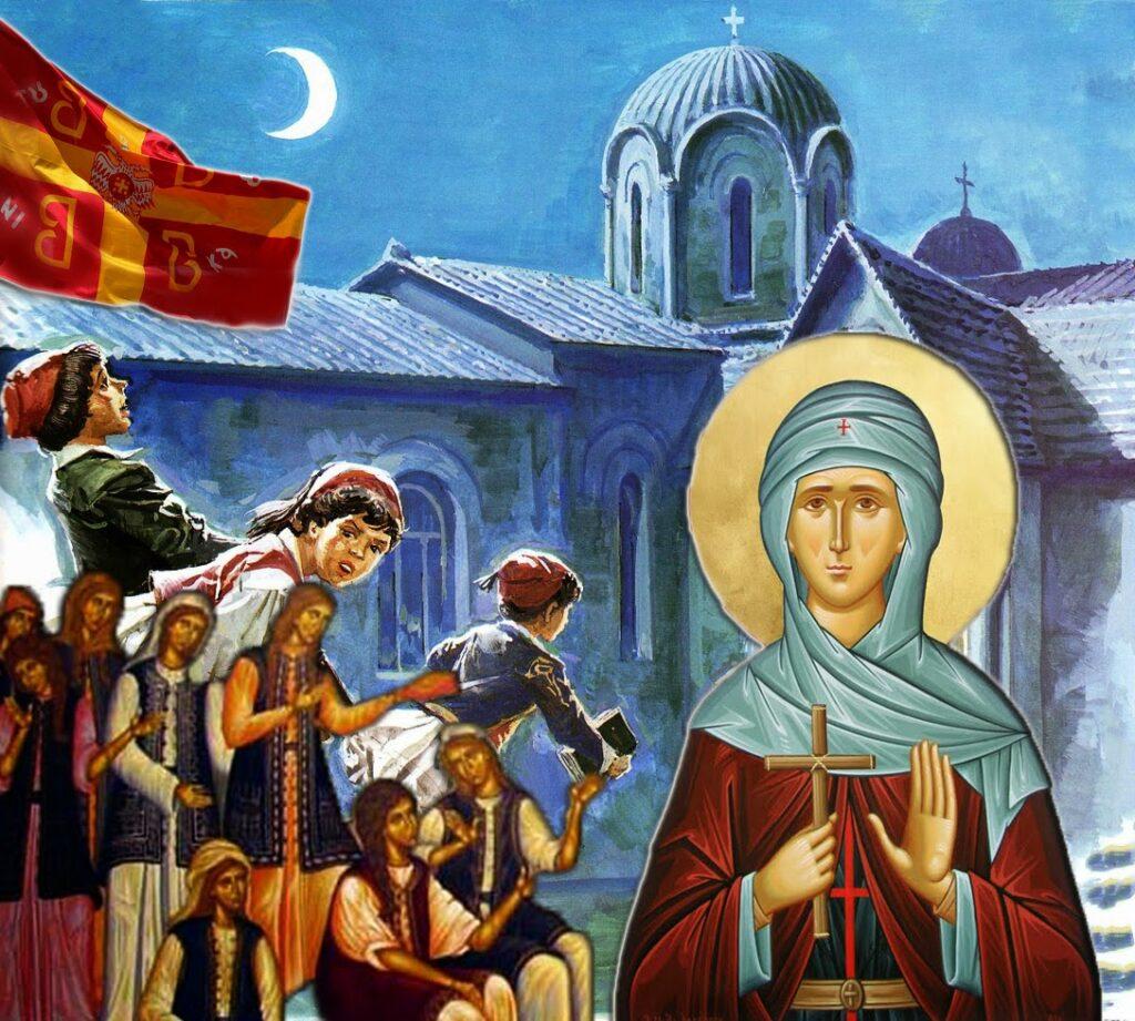 Σήμερα εορτάζει η Αγία Φιλοθέη, η Κυρά των Αθηνών! (ΒΙΝΤΕΟ)