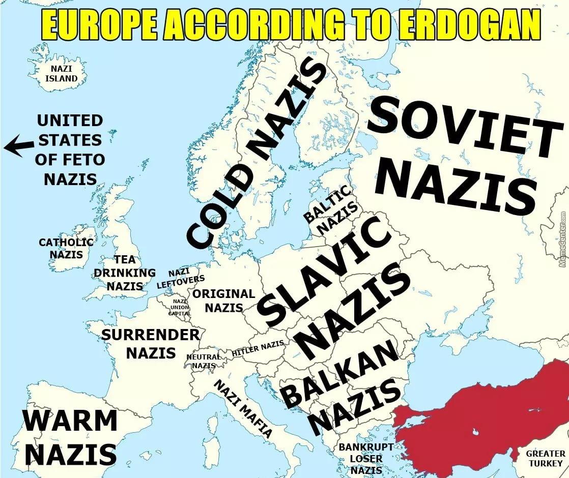 Ο παραγκωνισμός της Τουρκίας…