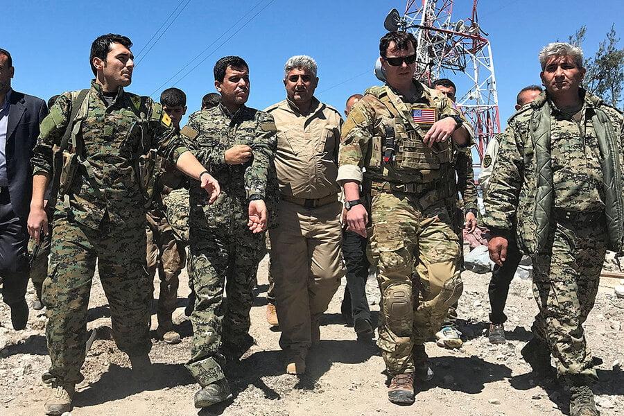 Οι Κούρδοι αξίζουν πιο πολύ απο τους Χούθι και πρέπει αυτοί να αφαιρεθούν από τις λίστες τρομοκρατίας