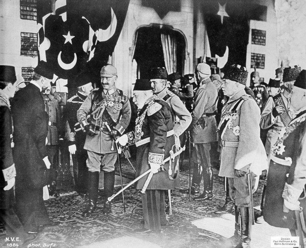 Οι μακρόχρονες και πολυεπίπεδες γερμανοτουρκικές σχέσεις και ο Ελληνισμός