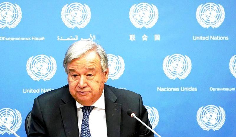 Σύμφωνα με τον ΟΗΕ… η «πανδημία» χρησιμοποιείται για διάφορα προσχήματα
