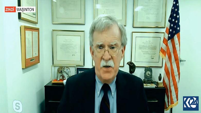 John Bolton π. Σύμβουλος Ασφαλείας ΗΠΑ: «Η μόνη λύση είναι το ανεξάρτητο κράτος του Κουρδιστάν»
