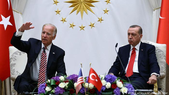 Τελικά τι στάση θα κρατήσει ο Μπάιντεν απέναντι στην Τουρκία, για S-400, Halkbank και F-35;