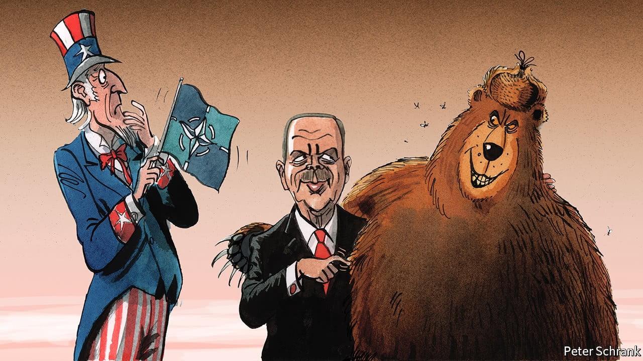 """Το συνεχές παζάρι της """"γεωπολιτικής αξίας"""" της Τουρκίας και οι ευθύνες της Δύσης απέναντι στην ανθρωπότητα"""