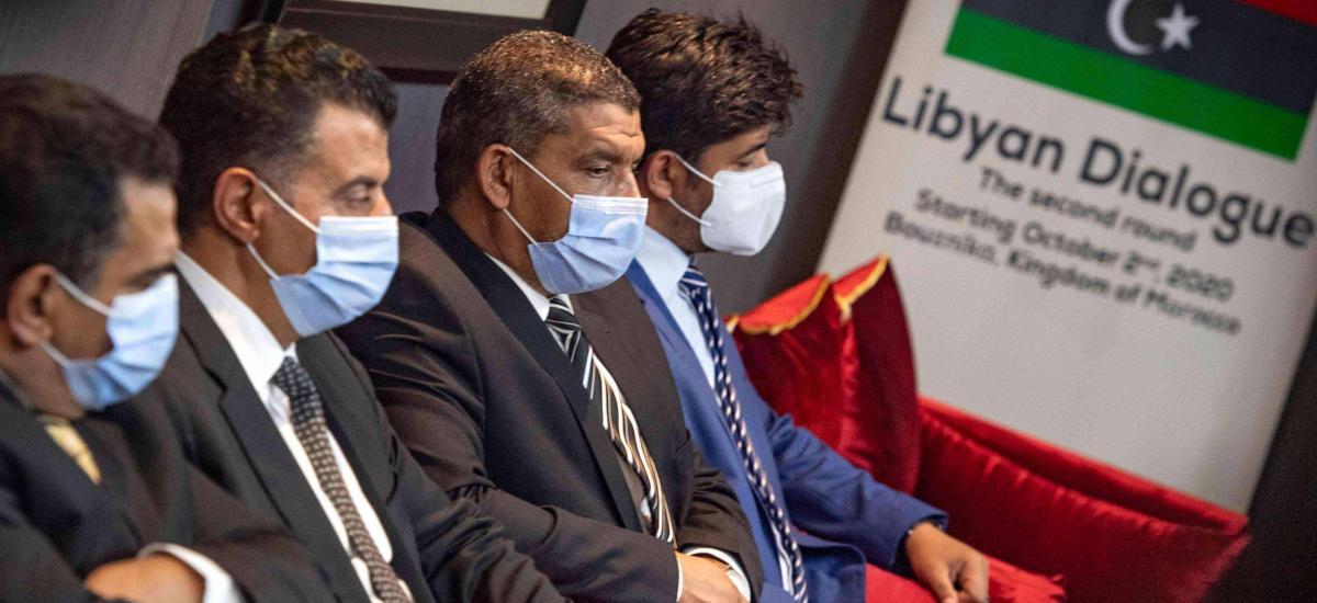 Οι Λίβυοι μπορούν να ανατρέψουν τον Σαράζ στις εκλογές;