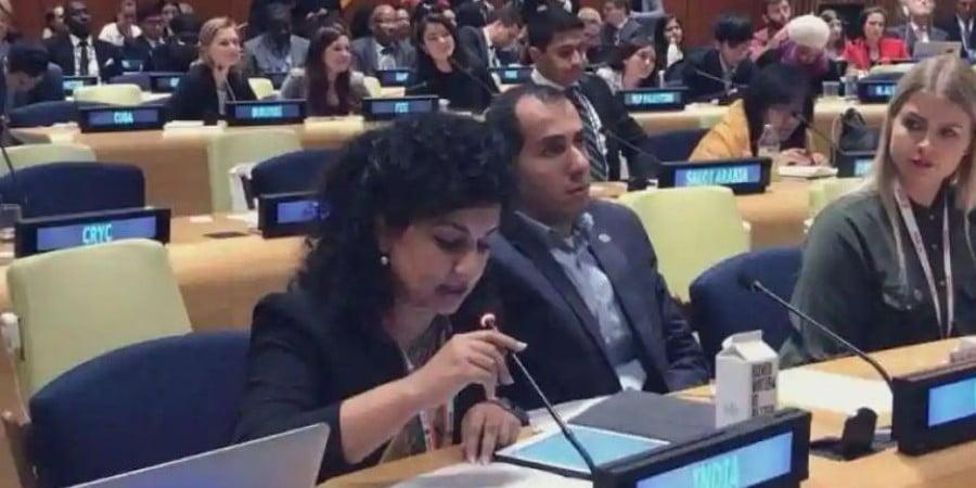 """Η Ινδία """"κάρφωσε στον τοίχο"""" την Τουρκία στον ΟΗΕ"""