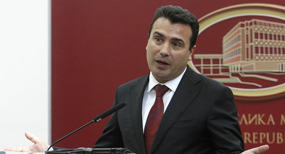 """Σύντροφοι, τελικά κερδίσαμε: Ο Ζάεφ λέει """"Δικαιούμαστε να θεωρούμε τους εαυτούς μας Μακεδόνες που μιλούν μακεδονικά"""""""