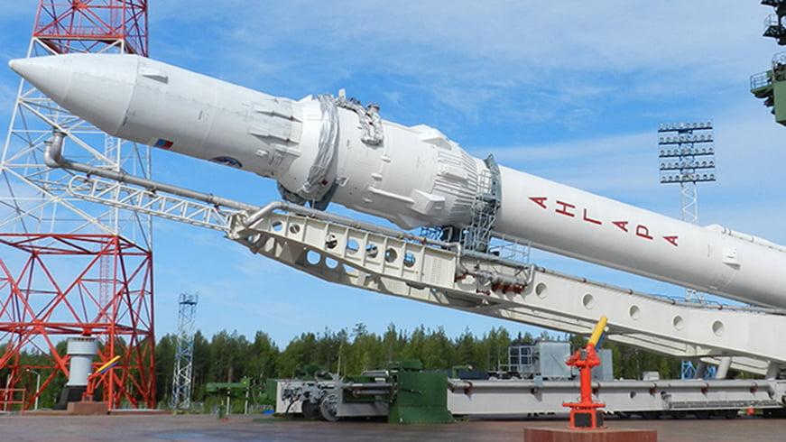 Ο ρωσικός διαστημικός πύραυλος Angara-1.2 ίσως μεταφέρει στρατιωτικό δορυφόρο μέσα στο έτος