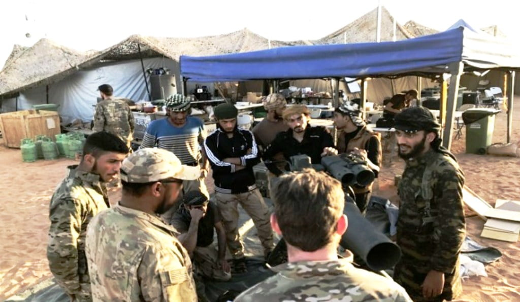 Συρία – Η ελεγχόμενη από τις ΗΠΑ βάση του Αλ-Τανφ χρησιμοποιείται ως βάση για το ΙΚ-ISIS – Αλήθεια ή προπαγάνδα;