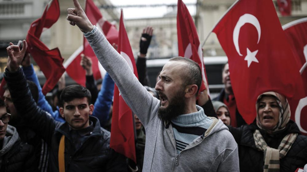 Μυστικές υπηρεσίες της Ολλανδίας: Η ρητορική Ερντογάν επηρεάζει τους Τούρκους που ζουν στην Ολλανδία