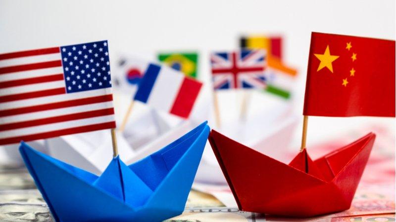 Αυτός είναι ο νέος Ψυχρός Πόλεμος: ΗΠΑ εναντίον Κίνας και τούμπαλιν