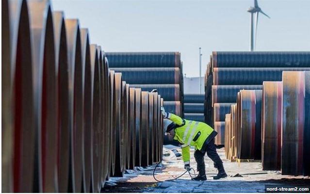 Η απειλή κυρώσεων των ΗΠΑ για τον Nord Stream 2 έπιασε τόπο: 18 ευρωπαϊκές εταιρείες αποσύρονται