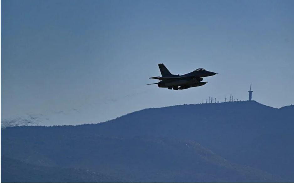 Στο Τέξας το πρώτο αναβαθμισμένο σε Viper ελληνικό F-16