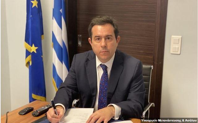Μεταναστευτικό: Νομοσχέδιο για την αυστηροποίηση των διαδικασιών επιστροφών προαναγγέλλει ο Μηταράκης