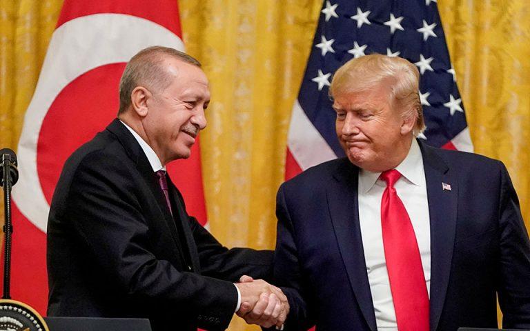 Γιατί οι ΗΠΑ απαιτούν την υποταγή του Ερντογάν