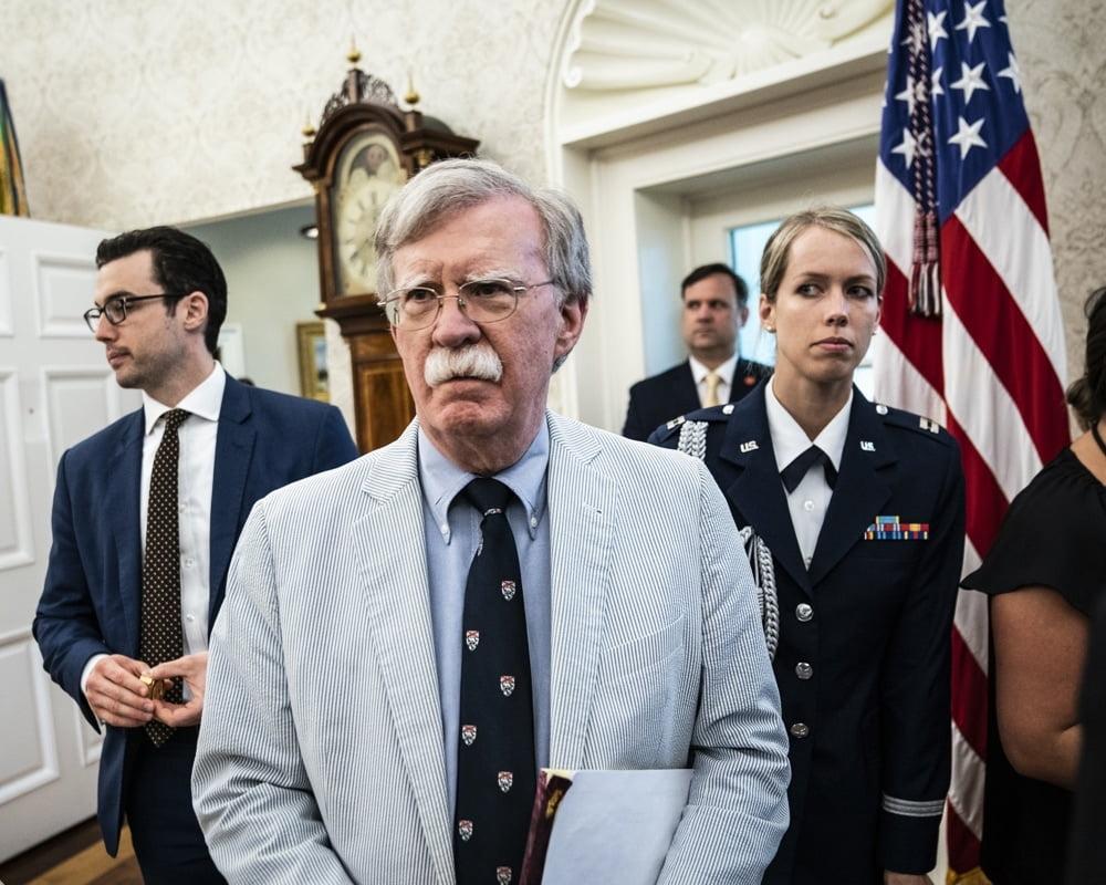 John Bolton, πρώην Σύμβουλος Εθνικής Ασφαλείας: Οι ΗΠΑ έπρεπε να είχαν κάνει περισσότερα για τους Κούρδους