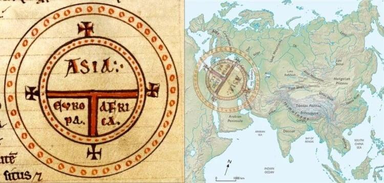 Σπάνιοι χάρτες, ιστορικοί αποκαλύπτουν τη γεωγραφική σημασία του Εύξεινου Πόντου